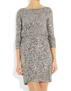 Alice-+-Olivia-Ritchie-Sequined-Silk-Crepe-Dress